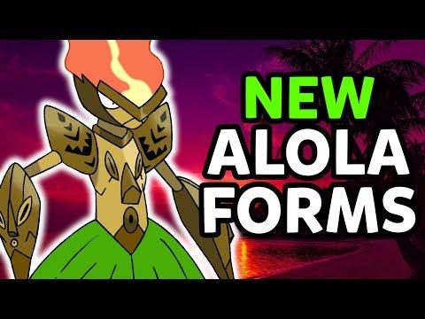 Alolan Bisharp! Possible New Alola Form Pokemon for Pokemon Ultra Sun and Ultra Moon Spotlight