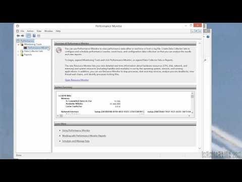 Microsoft SQL Server 70-462 Tutorial | Using Performance Monitor