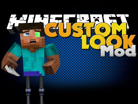 Minecraft Mod - WearMC MOD - CHANGE HOW YOU LOOK!!