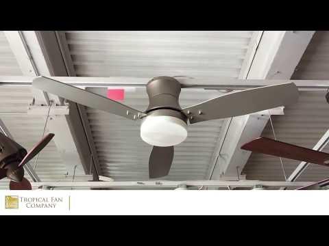Modernaire 52 inch Modern Ceiling Fan by TroposAir