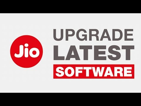 How to Upgrade your Android Mobile to Latest Software Version | Reliance Jio