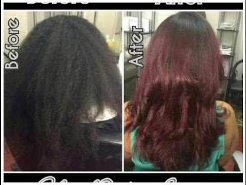 Client Makeover| New Hair Cut and Going Red Without Bleach