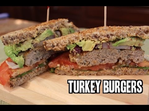 How To Make Delicious Turkey Burgers