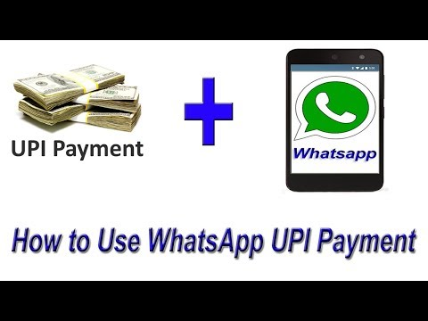 How to Enable & Use WhatsApp UPI Payment in Mobile !