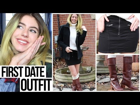 👗 👠 👄 WHAT TO WEAR ON A FIRST DATE - Style Guide Haul // Pretty Girl Flocco | HISSYFIT