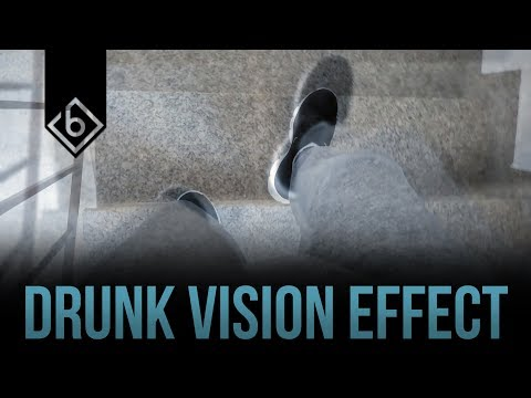 How To Create Drunk Vision Film Effect - Sony Vegas Tutorial