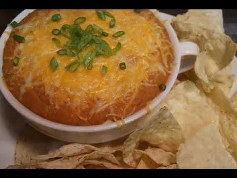 7 Days of Super Bowl Dips: Hot Bean Dip