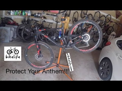 2018 Giant Anthem Pro Review, Fixes, and Hacks