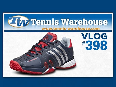 TW VLOG #398 - Best Tennis Shoes for Support and Stability