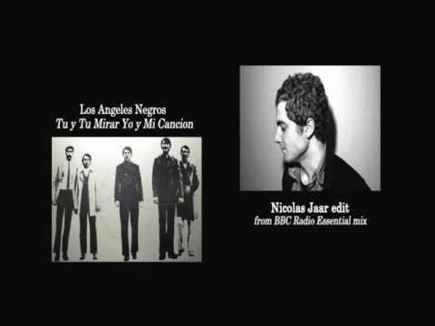 Los Angeles Negros - Tu y Tu Mirar, Yo y Mi Cancion [Nicolas Jaar edit]