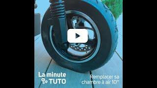 TUTO | Crevaison trottinette électrique 10