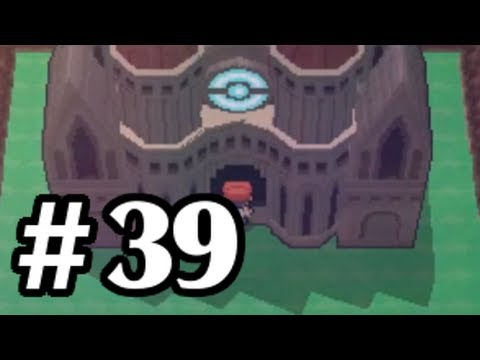 Let's Play Pokemon: Platinum - Part 39 - Victory Road