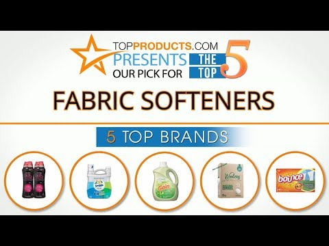 Best Fabric Softener Reviews 2017 – How to Choose the Best Fabric Softener