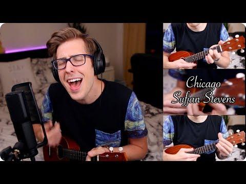 Chicago - Sufjan Stevens - Ukulele Cover   Evan Edinger