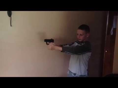 Gun Effect (iMovie)