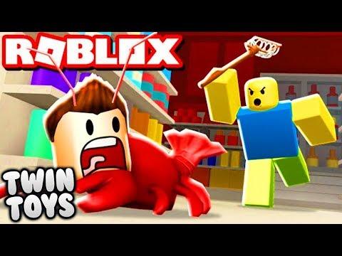 Twin Toys Plays Roblox:  Pet Escape