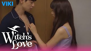 Download Witch's Love - EP12 | Yoon So Hee Opens up Hyunwoo's Shirts? [Eng Sub] Video