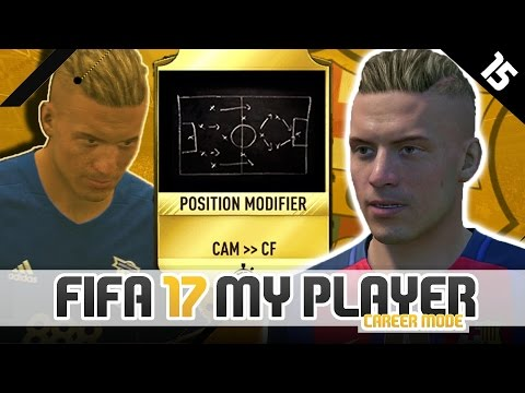 CHANGING POSITIONS?! | FIFA 17 Career Mode Player w/Storylines | Episode #15 (The Spanish Legend)
