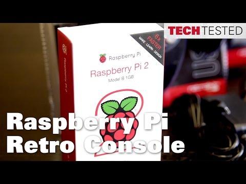 Raspberry Pi Retro Console