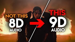 Billie Eilish - all the good girls go to hell [9D AUDIO | NOT 8D] 🎧