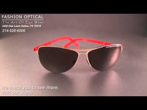 Porsche Design designer sunglasses