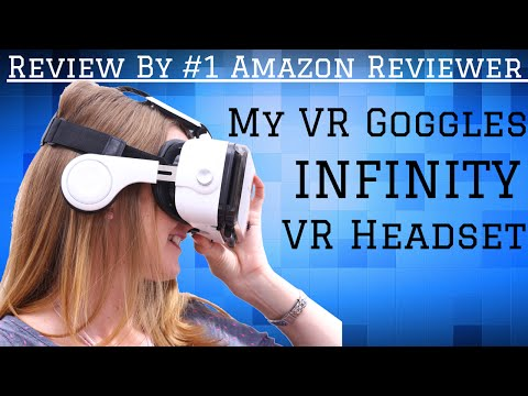 MY VR Goggles INFINITY review