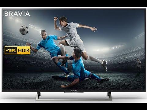 SONY BRAVIA UltraHDR 4K LED Smart Android 65
