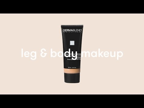 Dermablend Leg and Body Cover SPF 25