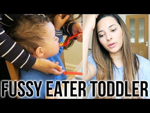 MY TODDLER IS A FUSSY EATER - Let's Talk About It | Ysis Lorenna