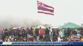 Download Day 11 of TMT Standoff: Future of other telescopes on Mauna Kea Video