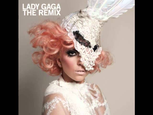 The Fame (Glam As You Remix) - Lady GaGa