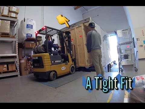 A TIGHT FIT | 2/27/17 To 3/1/17 | Expediter Team Vlog