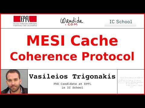 MESI Cache Coherence Protocol | Vasileios Trigonakis