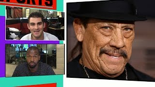 Danny Trejo and Rams Guard Rodger Saffold Join Forces | TMZ Sports