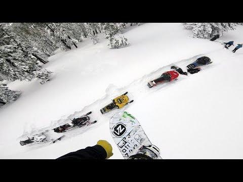 GoPro Snow: Halldór Helgason  – Nice and Loose