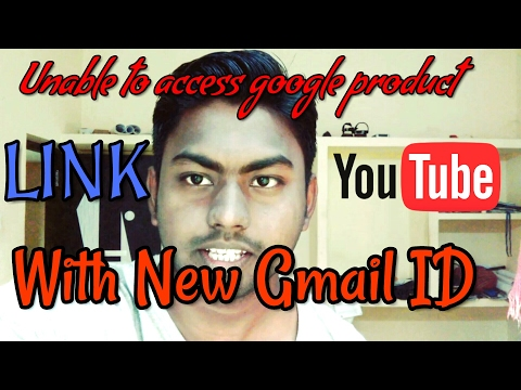 How to link suspended YouTube channel with new gmail ID | HINDI |