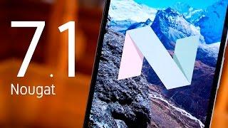 Android 7.1 Nougat, novedades en español