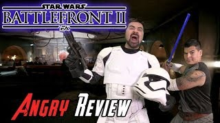 Star Wars: Battlefront II Angry Review
