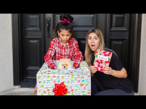 We Can't Believe Who Showed Up At Our Doorstep For Txunamy's Birthday!!! **SHOCKING**