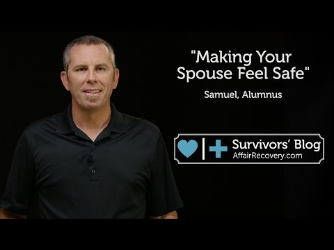 Making Your Spouse Feel Safe