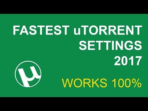 Highest | Download Speed! Best Utorrent | Setting!