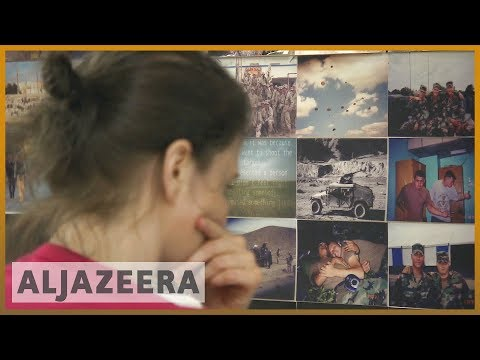 🇺🇸 US exhibit 'Artifacts' offers view into lives of troops, refugees | Al Jazeera English