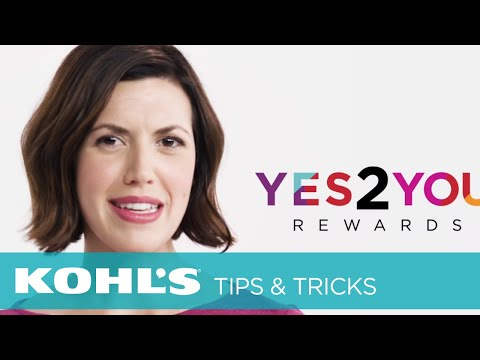 What Is Yes2You Rewards?   Kohl's