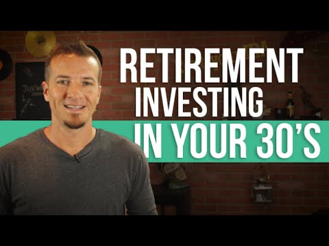 Retirement investing tips for 2018 in your 30's.