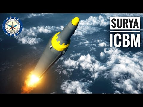 Surya Missile - Truth Or Hoax? DRDO Surya ICBM Current Status | Explained (Hindi)
