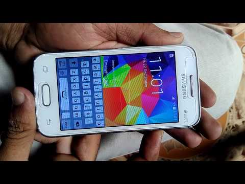 Samsung Galaxy Ace NXT G313H remove pattern lock //break password