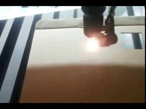 laser machine cut matboard cardboard paper