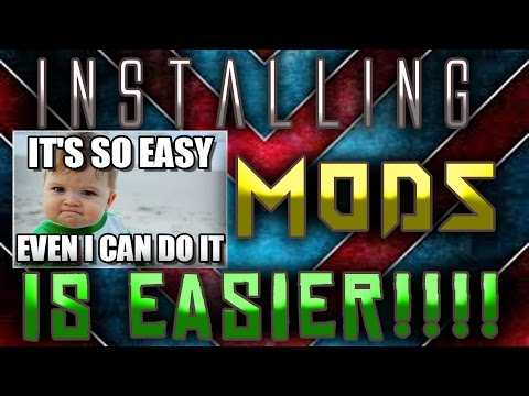 How to Install Mods on Minecraft with Mod installers - Easy