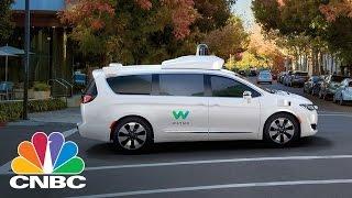 Waymo CEO: A  New Way Forward In Mobility | Squawk Box | CNBC