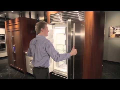 Sub-Zero Living Kitchen at Abt Electronics